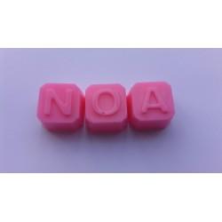 Nombre de jabón 3 letras
