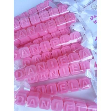 Nombre de jabón 7 letras